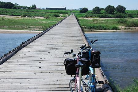 自転車道 奈良自転車道 ブログ : 橋 から 奈良 県 の 奈良 町 へ ...