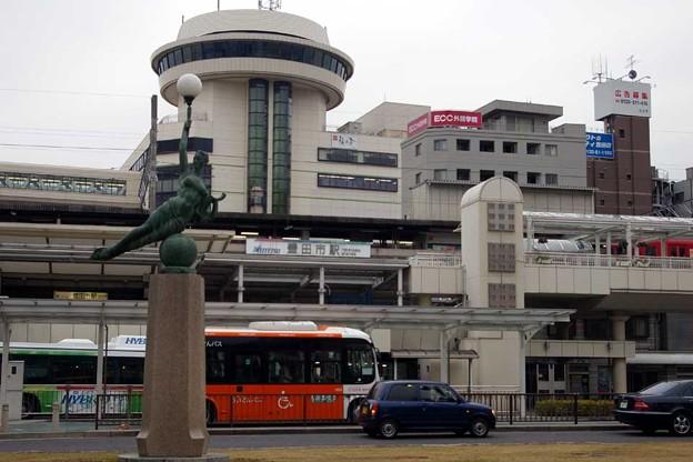 名鉄・三河線、豊田市駅