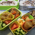 写真: 今日のお弁当@2010-9-28