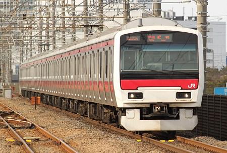 京葉線 E331系