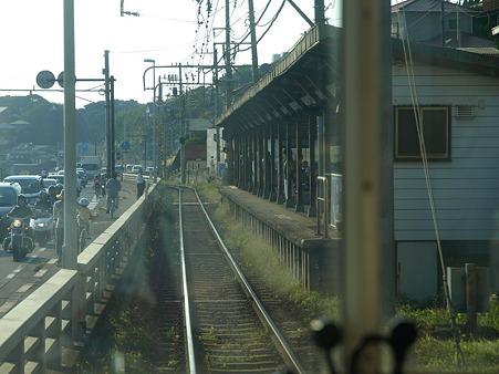 江ノ電車窓25