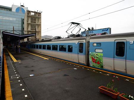 189系(富士吉田駅)8