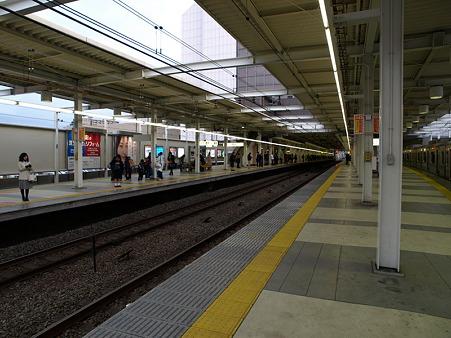 小田急線(町田駅)8