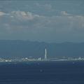 タワーと関西国際空港