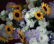 講習会の花