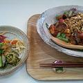 写真: みぃーむーん食堂 豆腐のヘルシータコライス