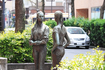 2010.04.19 馬車道 ニケとニコラ 1986 朝倉響子