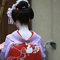 写真: 2010.04.30 祇園 都をどり 舞妓