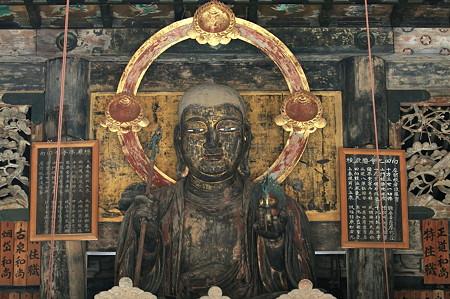2010.06.01 建長寺 仏殿 地蔵菩薩像