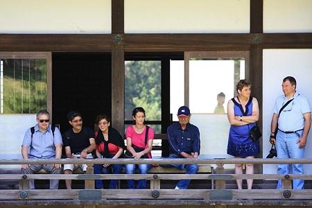 2010.06.01 建長寺 方丈から庭園