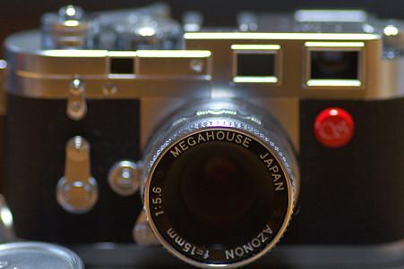 2010.10.09 机 MEGAHOUSE SHARAN Leica M3
