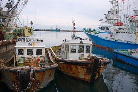 2010.10.28 八戸漁港 小船