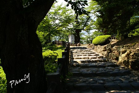 米沢さんぽ~10 上杉の城下町へ・・