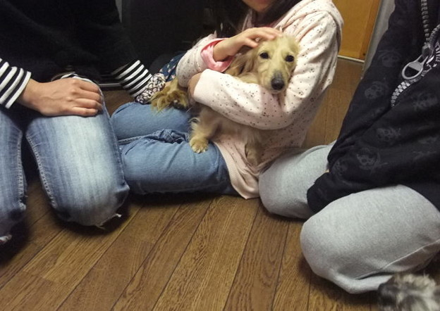 Photos: お姉ちゃんに抱かれる莉乃