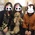 Photos: トーイの家族、み~んなニッコニコ♪