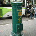 上海で見つけた郵便ポスト