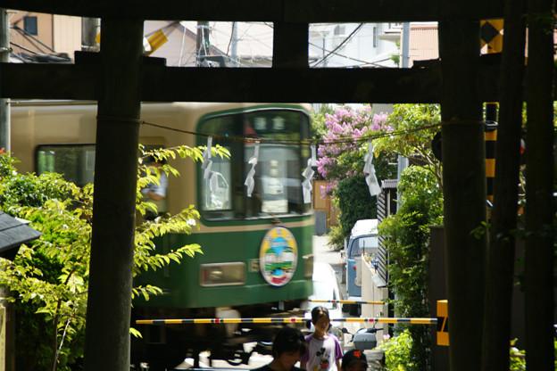 Photos: 江ノ電100821-794