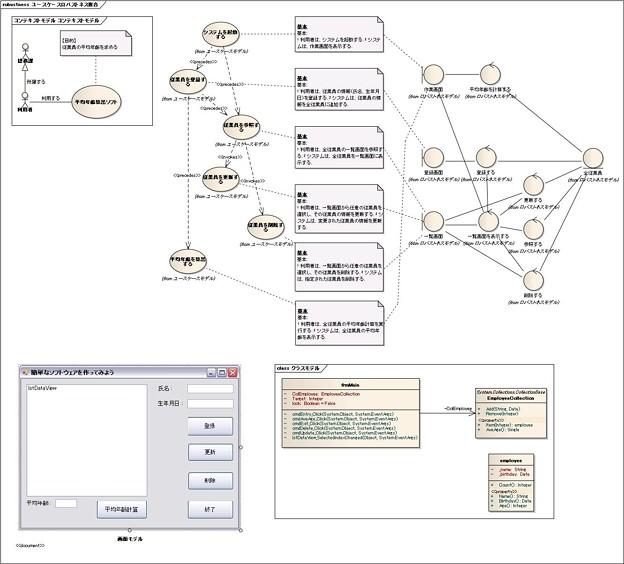簡単なソフトウェアを作ってみよう(2)