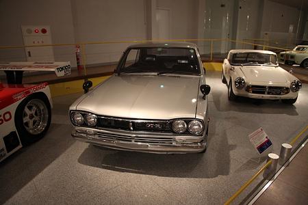 四国自動車博物館・日産 スカイライン 2000GT-R -24