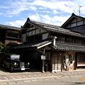 Photos: 村上の町屋