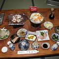 写真: 100317-60夕食
