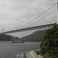 写真: 100509-6関門大橋1