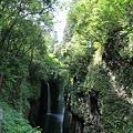 写真: 100513-12九州ロングツーリング・真名井の滝1