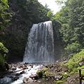写真: 100720-2善五郎の滝1