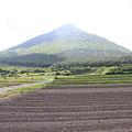 写真: 100516-70一周道路からの開聞岳