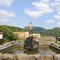 写真: 100516-99九州ロングツーリング・このはなさくや姫像
