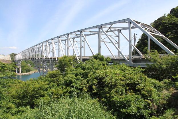 写真: 100517-46九州ロングツーリング・天草五橋・天門橋4