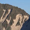 Photos: 100722-27穂高連峰と槍ヶ岳(15/30)