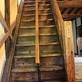 100518-100宇土櫓の階段