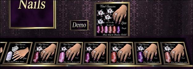 Virtual Impressions, Daphne Ring & Nails
