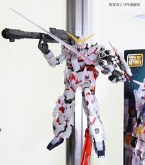 ROBOT魂 ユニコーンガンダム(デストロイモード)NT-D発動Ver.の展示14
