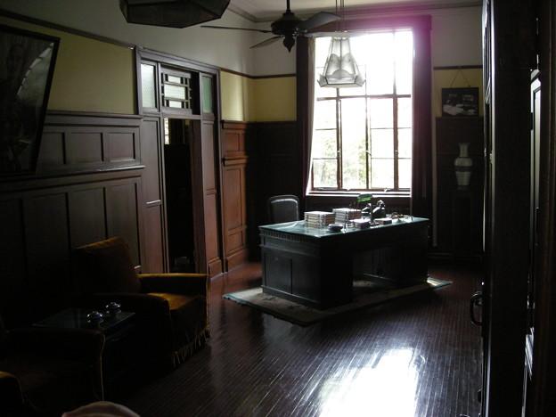 蒋介石のオフィス