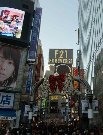 FOREVER21渋谷店2010年12月23日(木・祝)午前11:00 オープン初日-221223-1