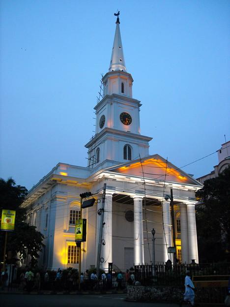 コルカタの建物