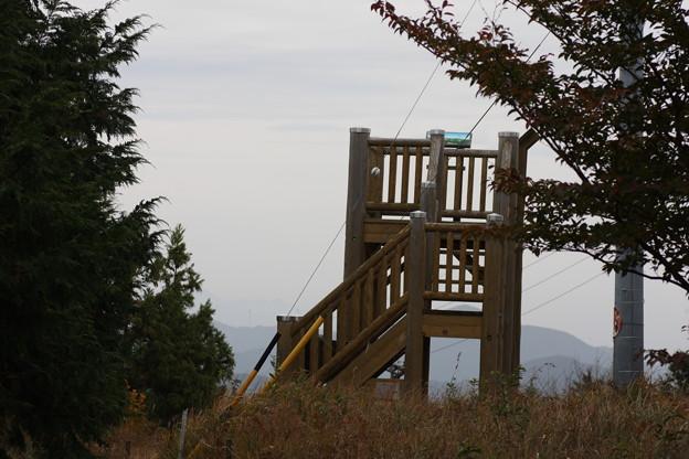 富幕山へ今年☆トミー126回登頂、猪の平展望台