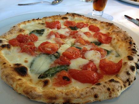 キッチン・サルヴァトーレ・クオモのPizza