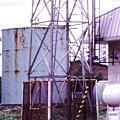 Photos: s99-26b 火の見櫓の基部