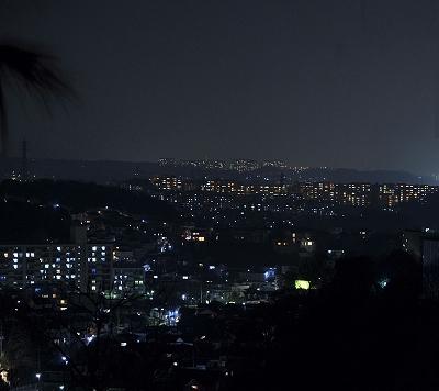 展望台よりの金沢八景方面2