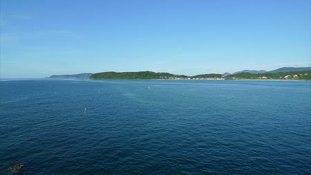 角島からの帰路(5)