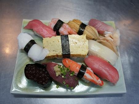 にぎり寿司アソート
