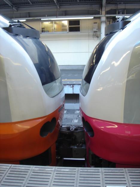 E653系 橙+赤