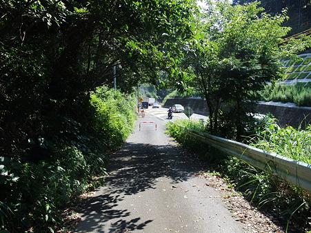 和歌山県道801号線(R42旧道)
