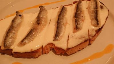 スペイン料理を堪能する夜3