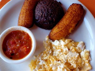 サンタ・レティシアの朝食5