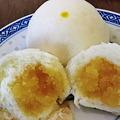 卵あんまん(奶黄包)