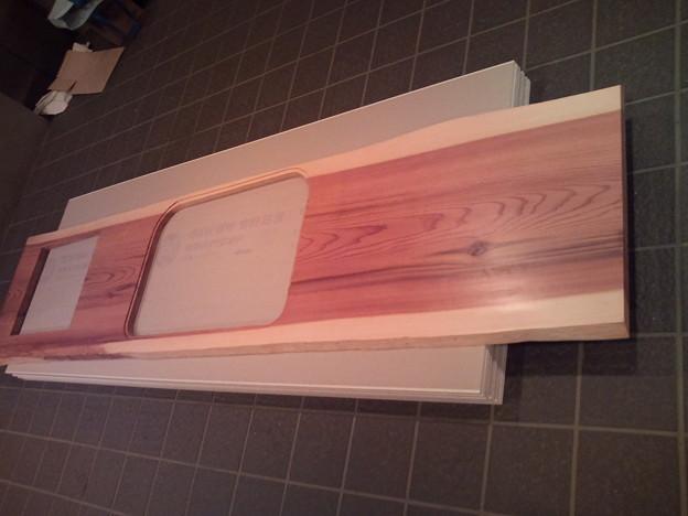 写真: 〈木のキッチン〉天板 ...